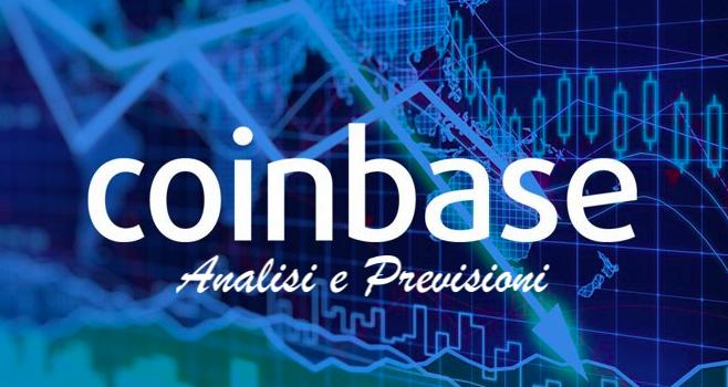 Azioni Coinbase analisi tecnica