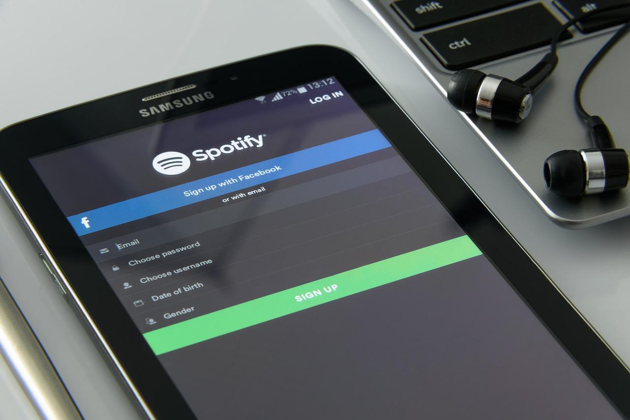 Azioni Spotify quotazione